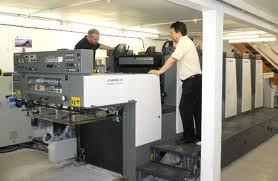 Used Printing Equipment vs. New Printing Equipment