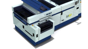 New printing equipment versus used one