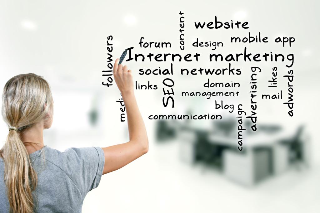 Top Five Internet Marketing Methods