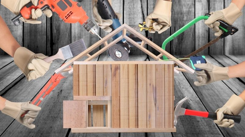 Tackle Your Next Home Improvement Project By Using These Steps
