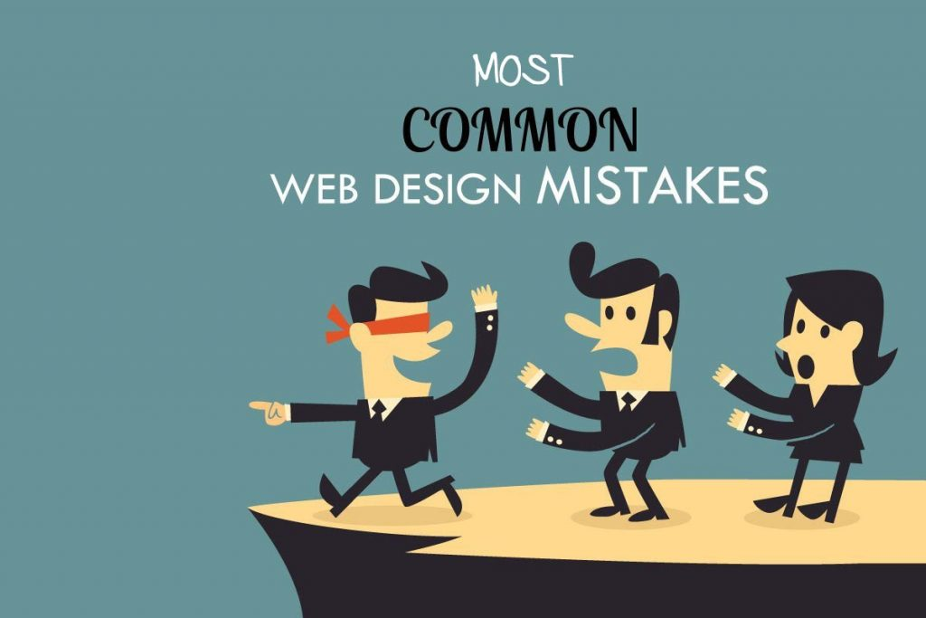 How To Not Make Common Web Design Mistakes